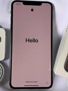 iPhone Xs Max 256gb Branco Impecável/garantia Apple Ate 2020