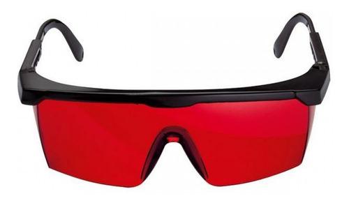 Lentes Gafas Rojos Para Vision Laser Bosch