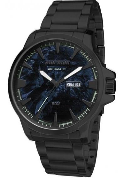 Relógio Masculino Mormaii Automático Preto Mo8205ac/4p