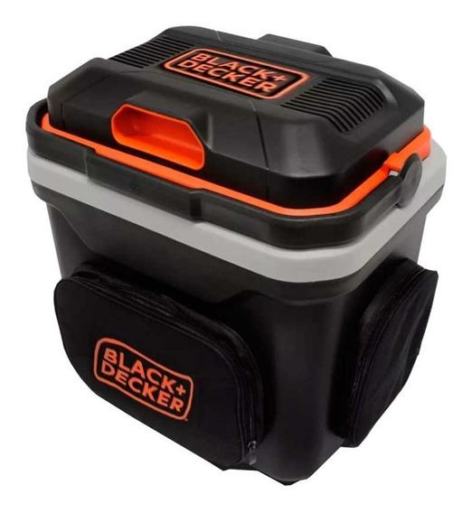 Mini Geladeira Para Automovel 24 Litros 12v Black Decker