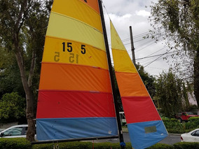 Velerisa Catamaran Hobie Cat 16.