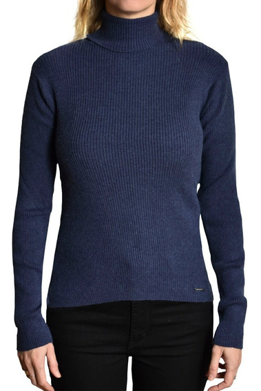 Polera Sweater Mujer Brooksfield Moda Tejida Elegante D6