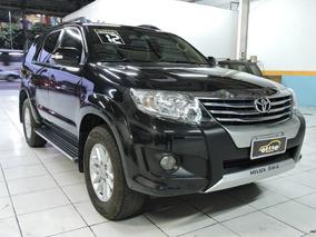 Toyota Hilux Sw4 2.7 Sr Flex Automática Completa - 2012