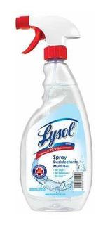 Lysol Mata 99.9% De Virus Y Bacterias