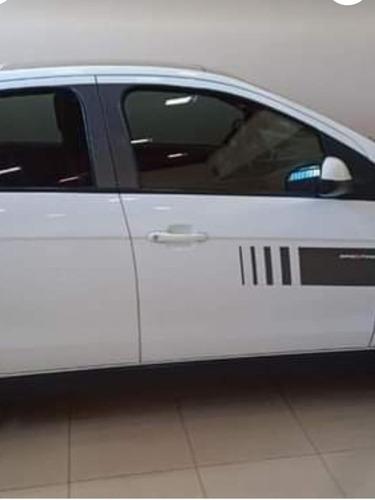 Imagem 1 de 3 de Fiat Palio 2014 1.6 16v Sporting Flex Dualogic 5p