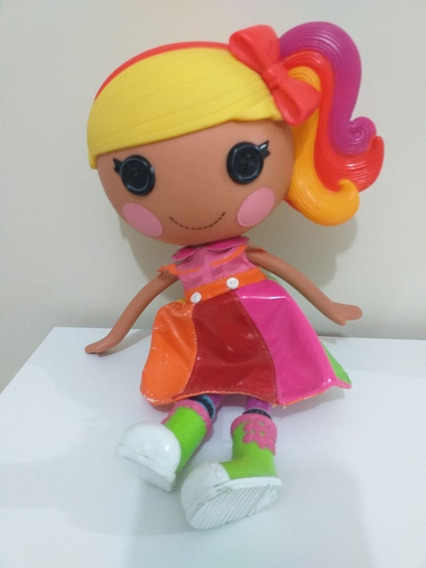Boneca Lalaloopsy April Sunsplash - Buba - Usada