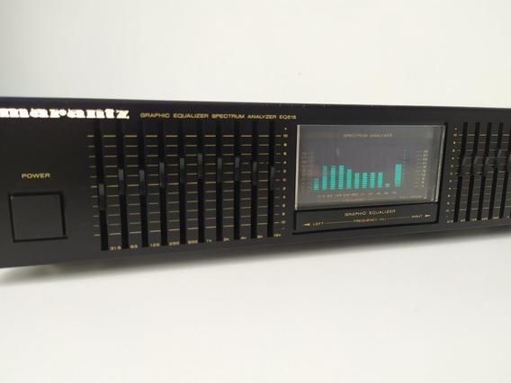 Equalizador Marantz Eq 515 Analisador De Espectro