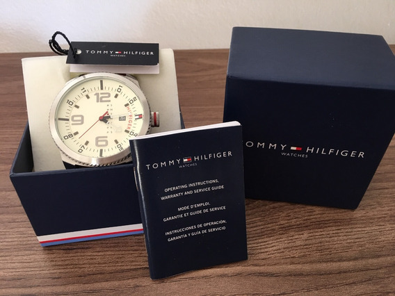 Relógio Masculino Tommy Hilfiger Graham Analógico 1791013