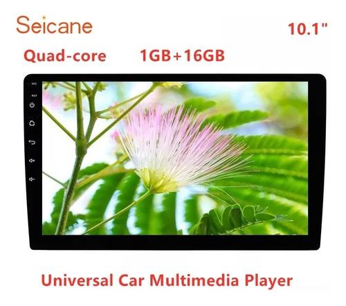 Pantalla Táctil 8.1 Android, Pulgadas 10.1