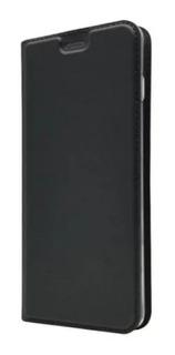 Flip Cover Cuero Pu Tapa Imantada Samsung Exc. Terminacion