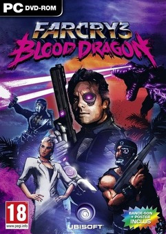 Far Cry 3 Blood Dragon Hd Pc Original Envio Imediato!
