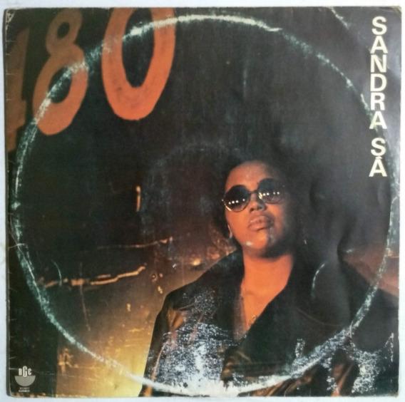 Lp Sandra Sá Olhos Coloridos 1982 Rge