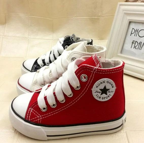 Zapatos Converse Niños Original