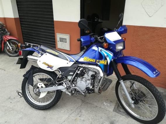 Kmx 125 Modelo 2001