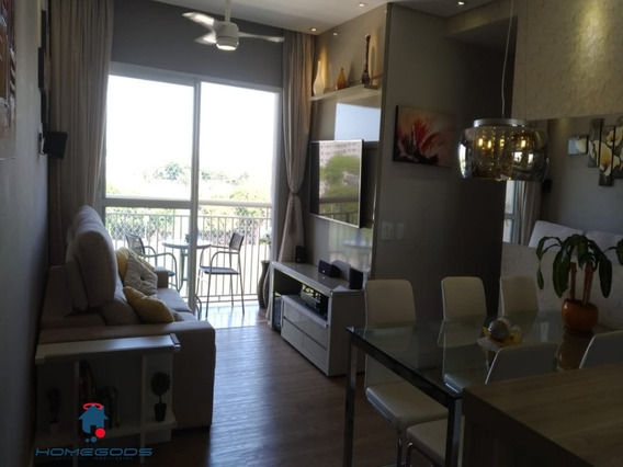 Apartamento Para Locação Com 3 Dormitórios, Bairro Morumbi, Paulínia - Ap01010 - 34486547