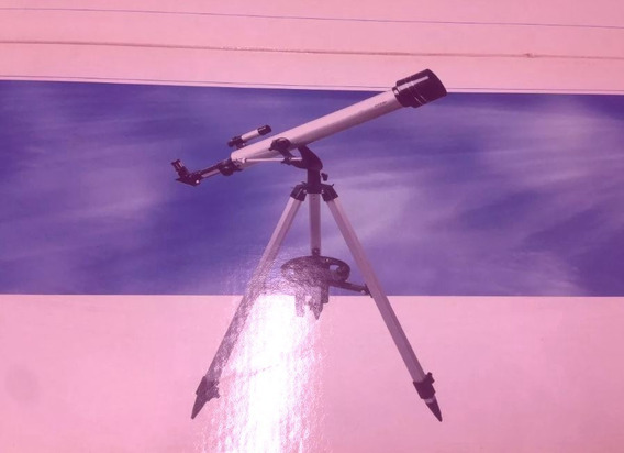 Telescópio Astronômico Bt600 Bluesky 56x525x /60mm