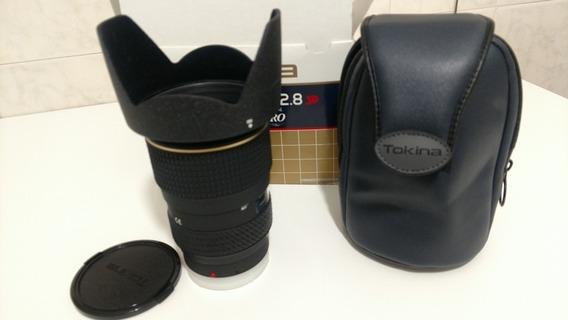 Lente 28-80 F2.8 Tokina Sony Alpha A-mount 2.8
