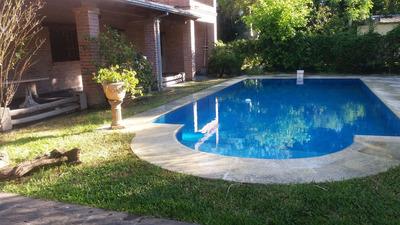 Alquiler De Casa Quinta En Parque Leloir - Udaondo