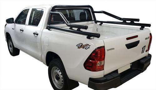 Barra Antivuelco Trabajo Petrolera P/ Toyota Hilux 2019 2020