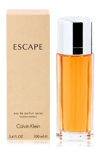 Perfume Locion Escape Calvin Klein Muje - L a $1200