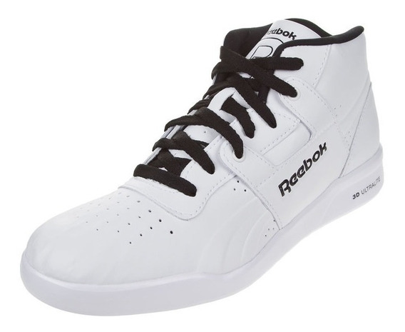 Zapatillas Reebok Hombre Retro Workout Mid