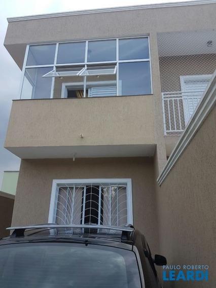 Casa Assobradada - Jardim Planalto - Sp - 484474