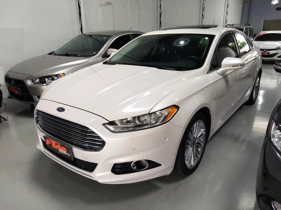Ford Fusion Titanium Awd 2.0 Top 2014