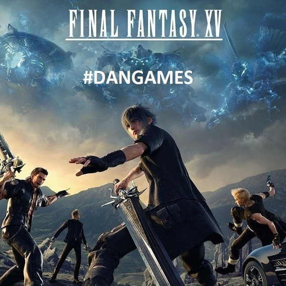 Final Fantasy Xv + 247 Jogos Pc Steam Modo Offline