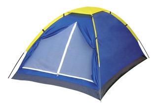 Barraca Iglu 2 Pessoas Mosquiteiro Acampamento Camping - Mor