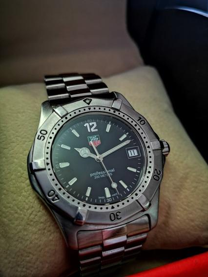Relógio Tag Heuer 2000 Professional Wk1110 Excelente Estado