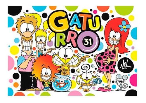 Imagen 1 de 4 de Libro Infantil Gaturro 31 Historietas Comic
