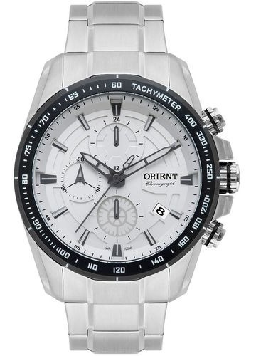Relógio Orient Masculino Cronógrafo Mbssc182 S1sx
