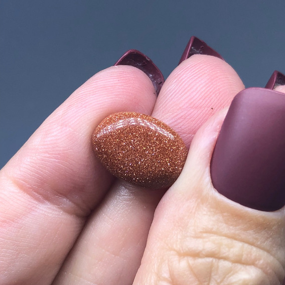 Pedra Do Sol Oval Natural 6 200 Cts 14x10 Mm
