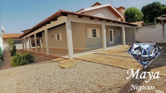 Casa 4 Quartos + Escritório, 273 M² Na 507 Sul - 651