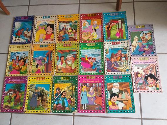 Libros/cómics Heidi Vintage
