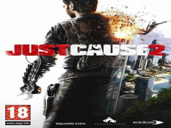 Just Cause 2 Xbox 360 Original Mídia Digital
