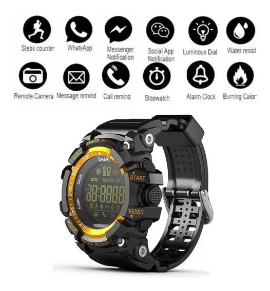 Relógio Masculino Militar Digital Multifunções Promoção