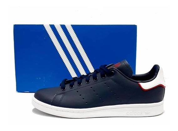 Tênis adidas Stan Smith Masculino Sneakers Em Couro Casual Original