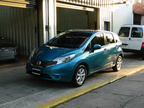 Nissan Note 1.6 Advance 107cv Mt 5ptas /// 2015