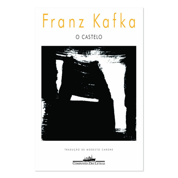 Livro O Castelo - Franz Kafka