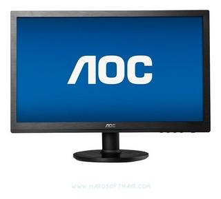 Monitor Aoc 20 Pulgadas Vga Hdmi