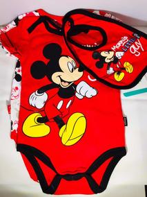 6faea9b35 Disney Mickey Baby Bebe - Ropa y Accesorios en Mercado Libre Argentina