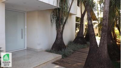 Aluguel Mansão 3 Suites Lazer Completo 2.000 Mts² - 4009