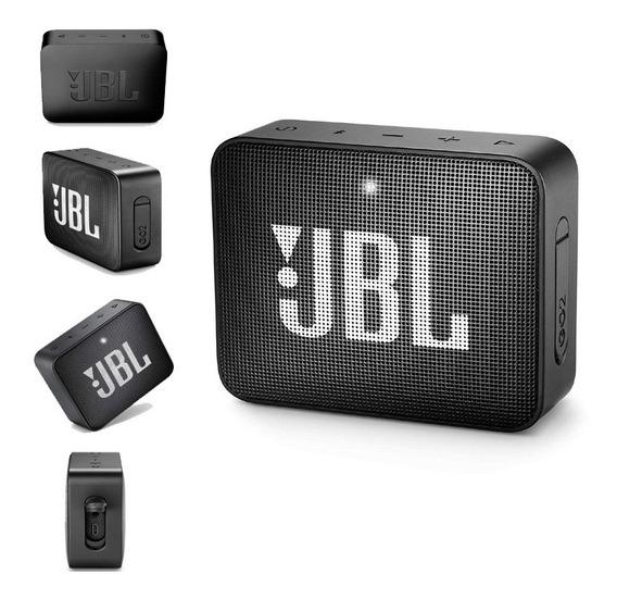 Caixa Bluetooth Jbl Go2 Original Lacrada Todas As Cores