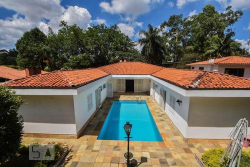 Casa Para Aluguel - Jardim Marajoara, 4 Quartos,  600 - 892866752