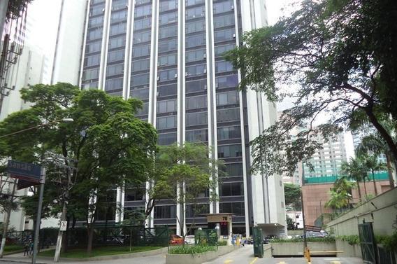 Conjunto Comercial Para Locação, Cidade Monções, São Paulo. Próximo A Berrini - Cj0012