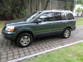 Honda Pilot 4x4 Blindada 3 Plus 2005 (impecable)