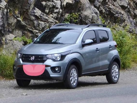 Fiat Mobi Way Live On 2018 31000 Igual A 0km
