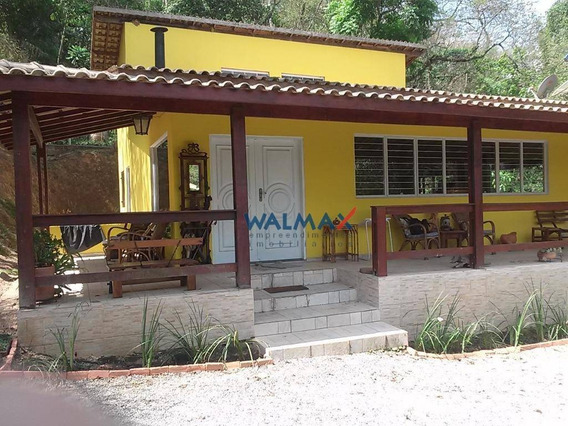 Casa Com 3 Dormitórios - Jardim Santa Paula - Cotia/sp - Ca0313