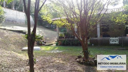 Chácara Para Venda Em Santo André, Jardim Clube De Campo, 1 Dormitório, 1 Banheiro, 2 Vagas - 12081_1-772068